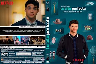 The Perfect Date 2019 - LA CITA PERFECTA [ COVER DVD NETFLIX ]CARATULA