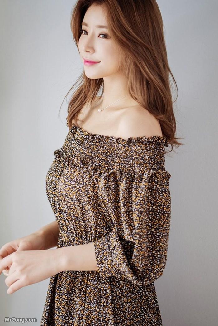 Image Kim-Jung-Yeon-MrCong.com-018 in post Người đẹp Kim Jung Yeon trong bộ ảnh thời trang tháng 3/2017 (195 ảnh)
