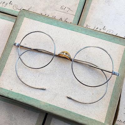Montures lunettes anciennes