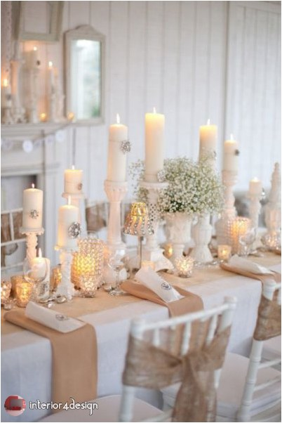 Wedding Tables Decorating Ideas 12