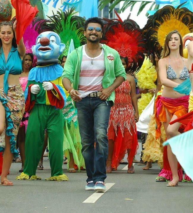 Cine Actor Surya,cute Actress Stills Gallery: August 2014