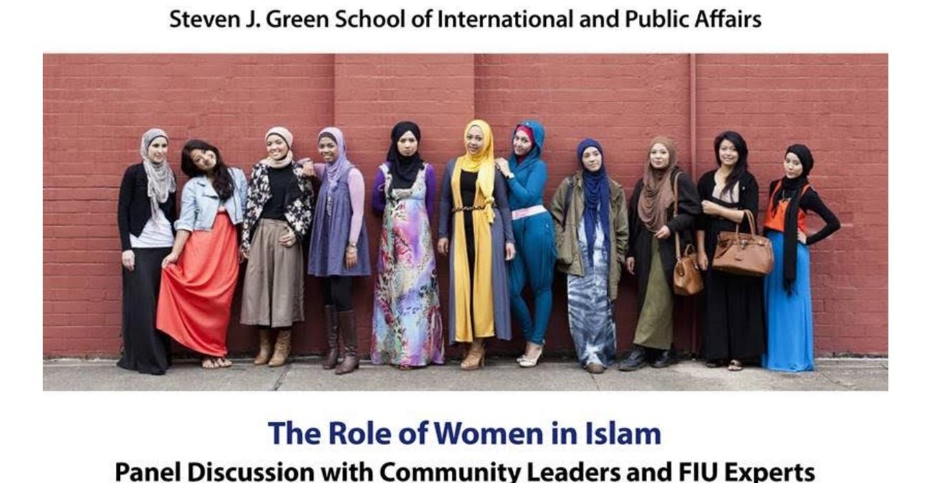 The role of women in islam essay