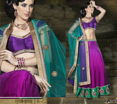 Gorgeous Lehanga Choli Designs Collection