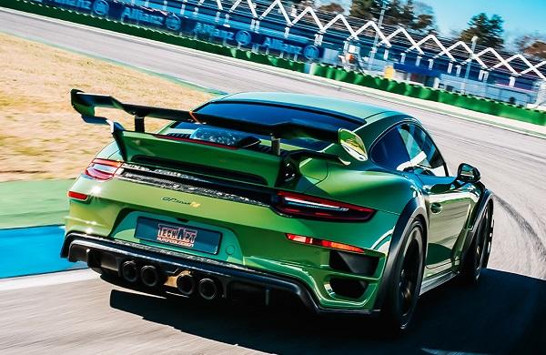 TechArt GTstreet RS Porsche 911 Turbo