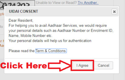 aadhar download by totp