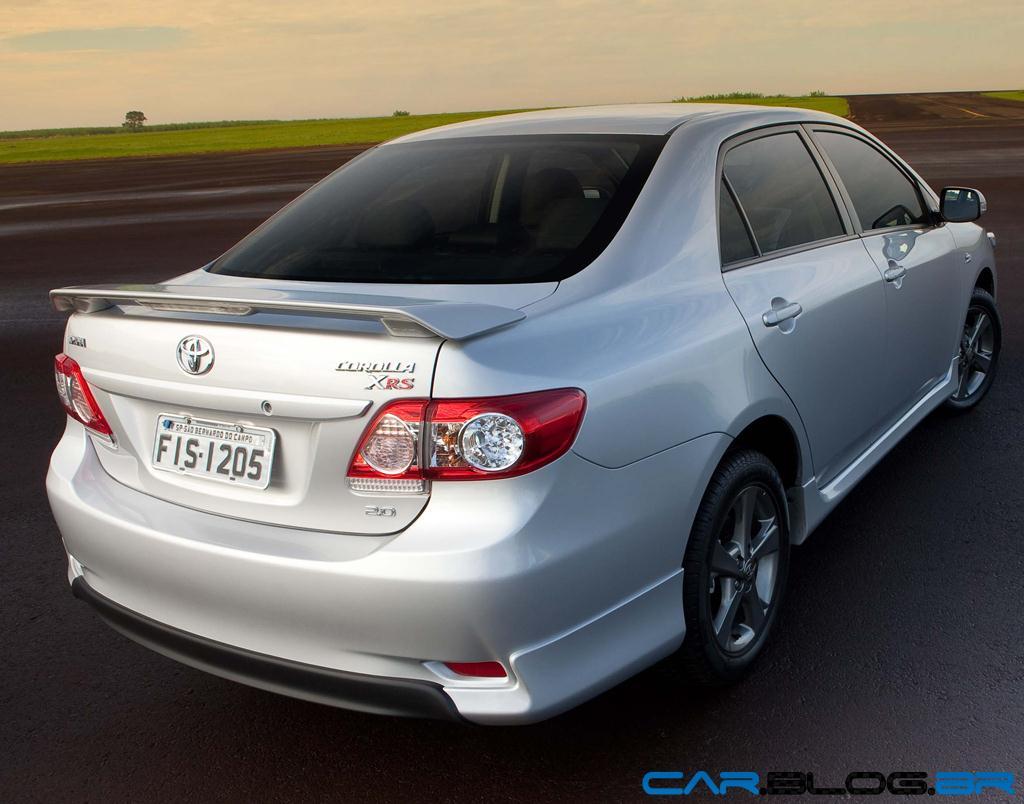Toyota Corolla 2013 Xrs Fotos Pre 231 O Consumo E Ficha
