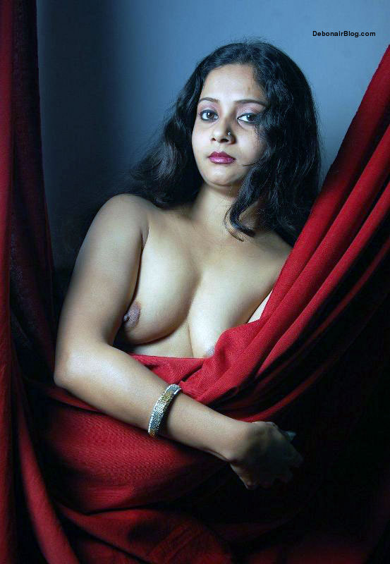 nude photoshoot model Bengali