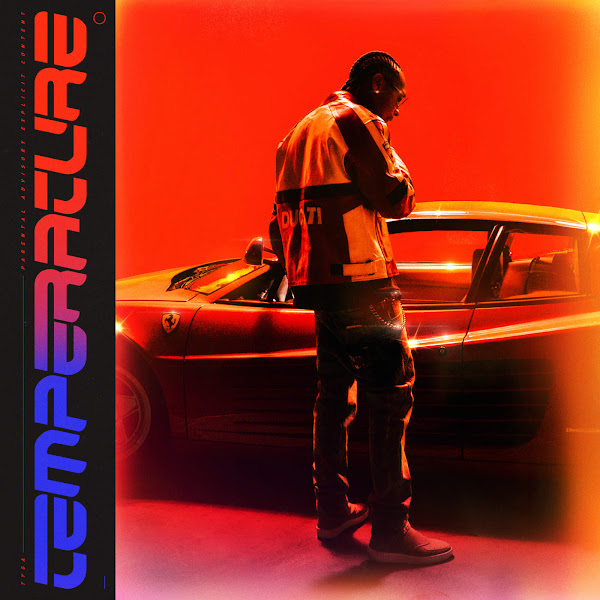 Tyga - Temperature - Single Cover