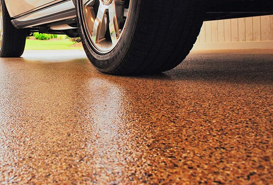 Epoxy Amp Acrylic Flooring Systems In Denver Colorado