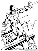 Iron Man Coloring Pages Printable
