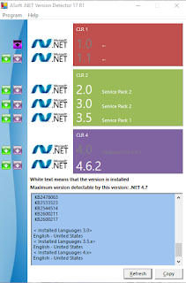 Download Gratis ASoft .NET Version Detector 15 Terbaru