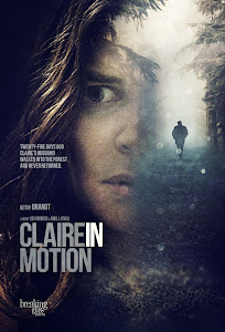 Claire in Motion Poster