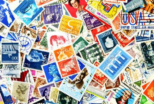 〖Postcrossing〗#31 好郵票的明信片呀~