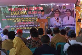<b>NTB Targetkan Ekspor 30 Ribu Ton Jagung Ke Filiphina</b>