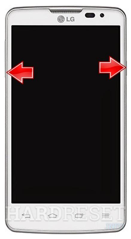 Hard Reset LG L60 X145