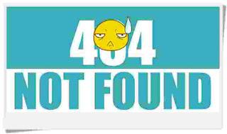 Cara Menghapus URL Page Not Found Di Google Webmaster Tools 2017