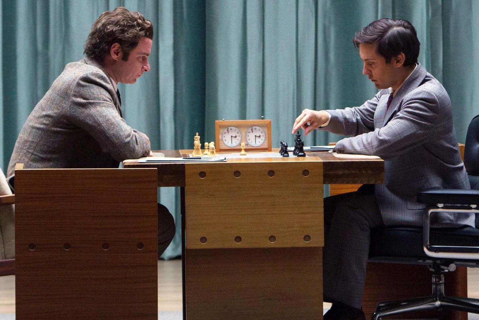 möts över schackbrädet