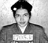 Rosa Parks Arrest & Booking Photo