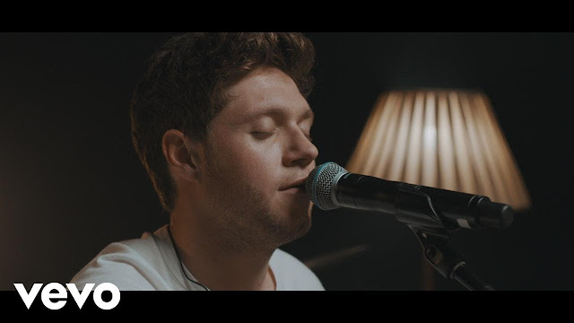 "Niall Horan Unveils Acoustic Version Of ""Too Much To Ask"""