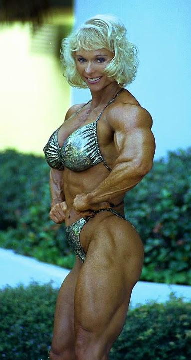 tumblr muscular women nude