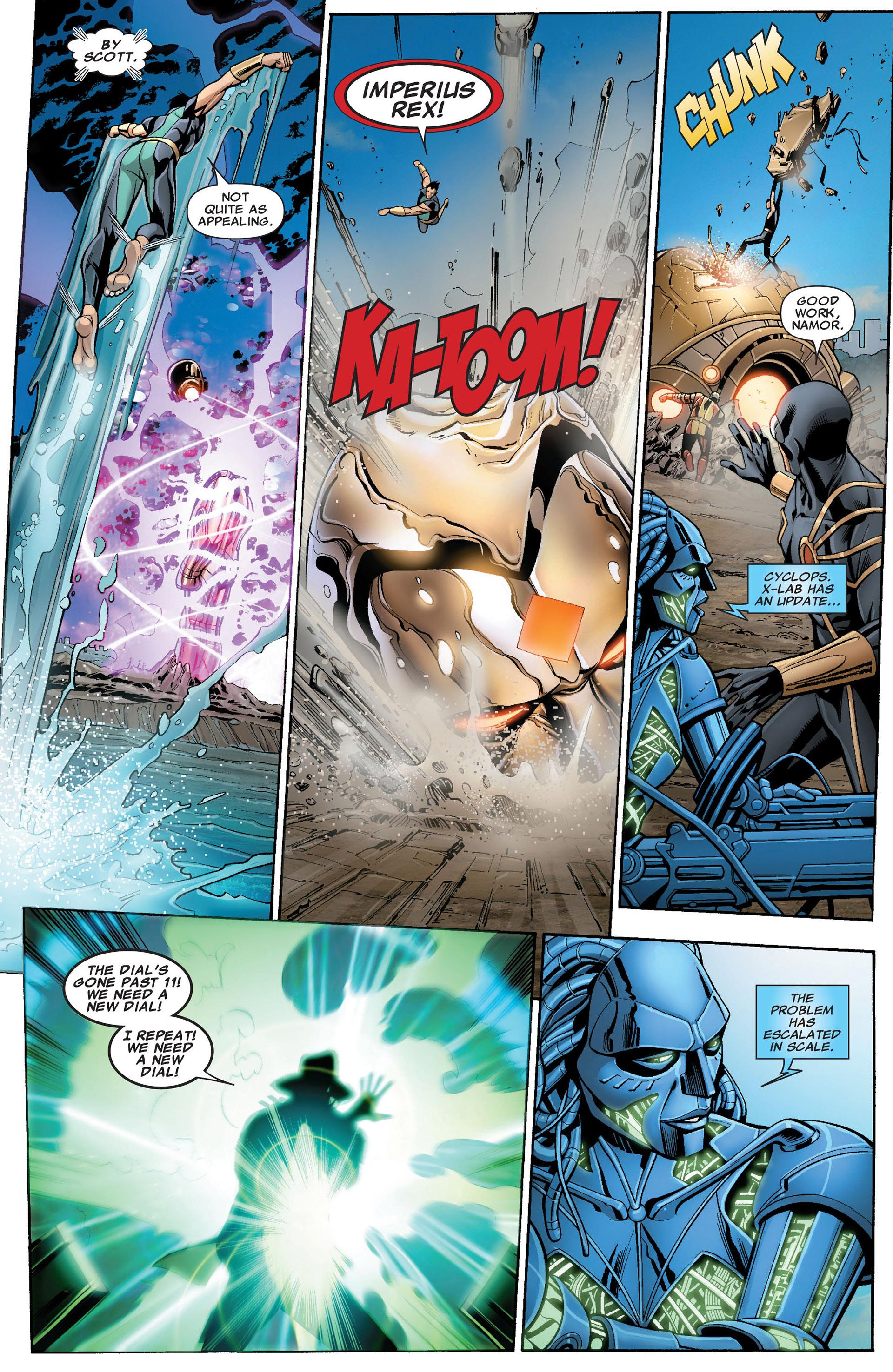 Read online Uncanny X-Men (2012) comic -  Issue #1 - 18