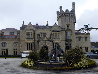 Our Ireland Adventure Day 12 - Happy Easter and Checking Into the Lough Eske Castle Hotel