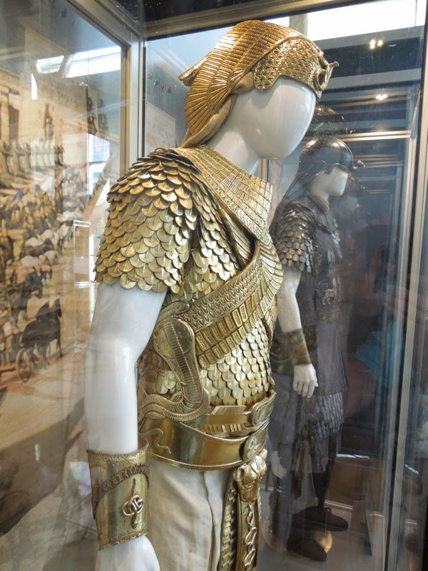 Ramesses II Exodus Gods and Kings costume