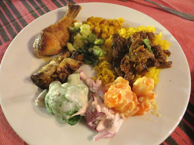 Snigs kitchen february 2016 because nomonde cooks fabulous traditional xhosa food in this family restaurant she runs with her husband ace and once youve eaten forumfinder Images