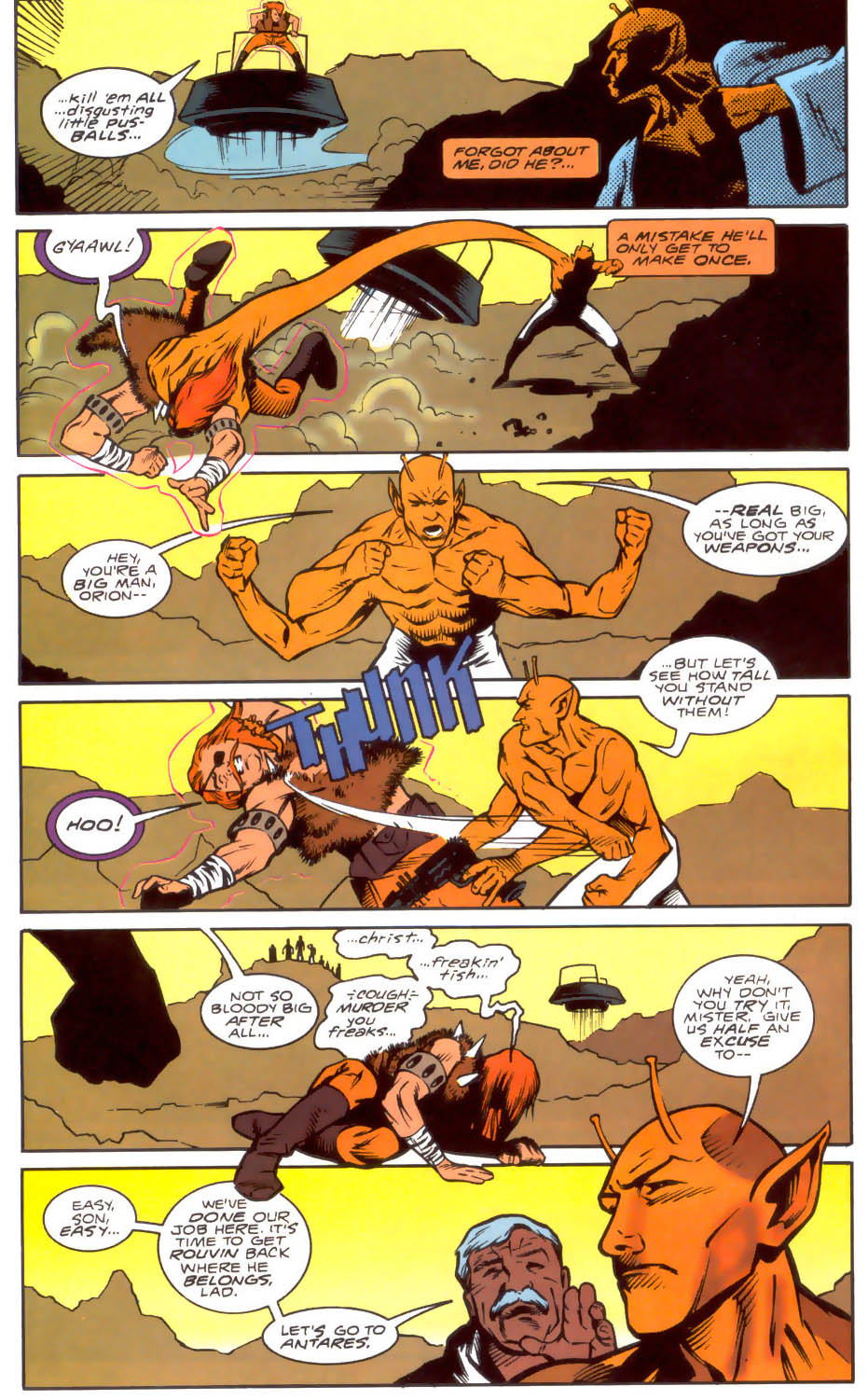 Legion of Super-Heroes (1989) 33 Page 20