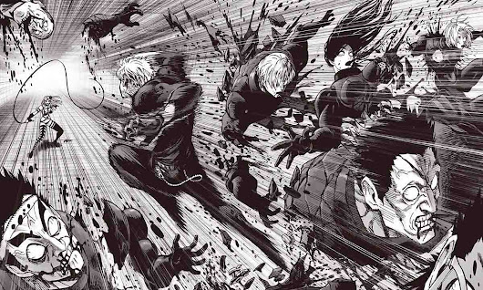 One Punch Man Chapter 146 Bahasa Indonesia