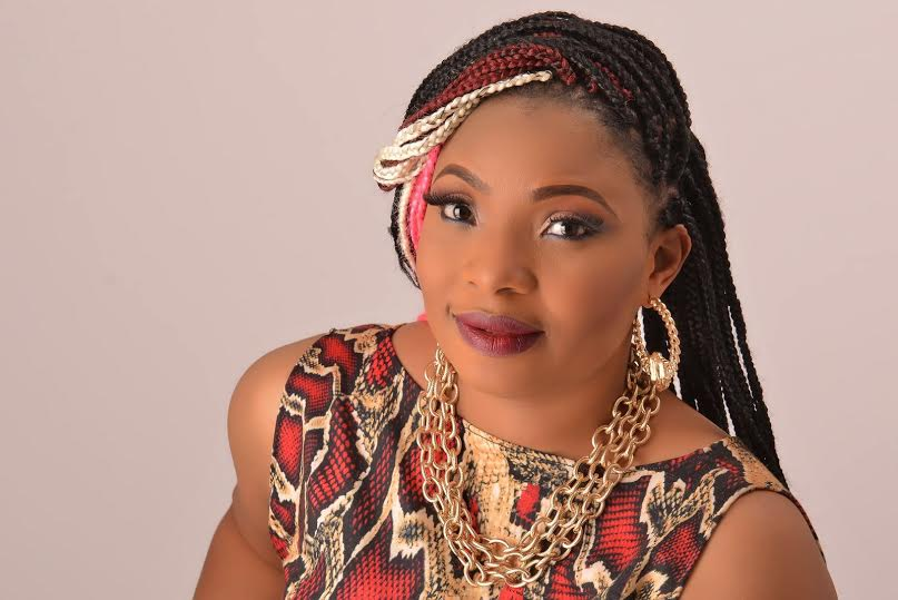 Actress Laide Bakare Looks Stunning In African Inspired Photoshoot