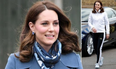 Kate Middleton workout: Trainer reveals post-pregnancy fitness plan Duchess should follow