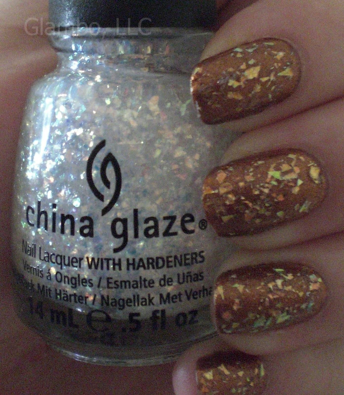 China Glaze Hunger Games Nail Polish - AccessoryWiz