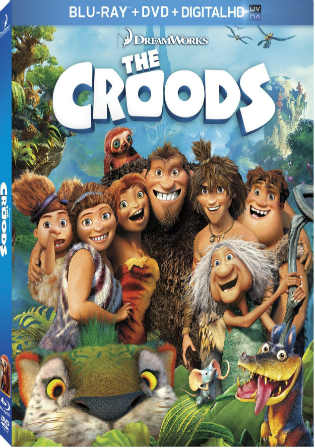 The Croods 2013 BluRay 300MB Hindi Dual Audio 480p Watch Online Full Movie Download bolly4u