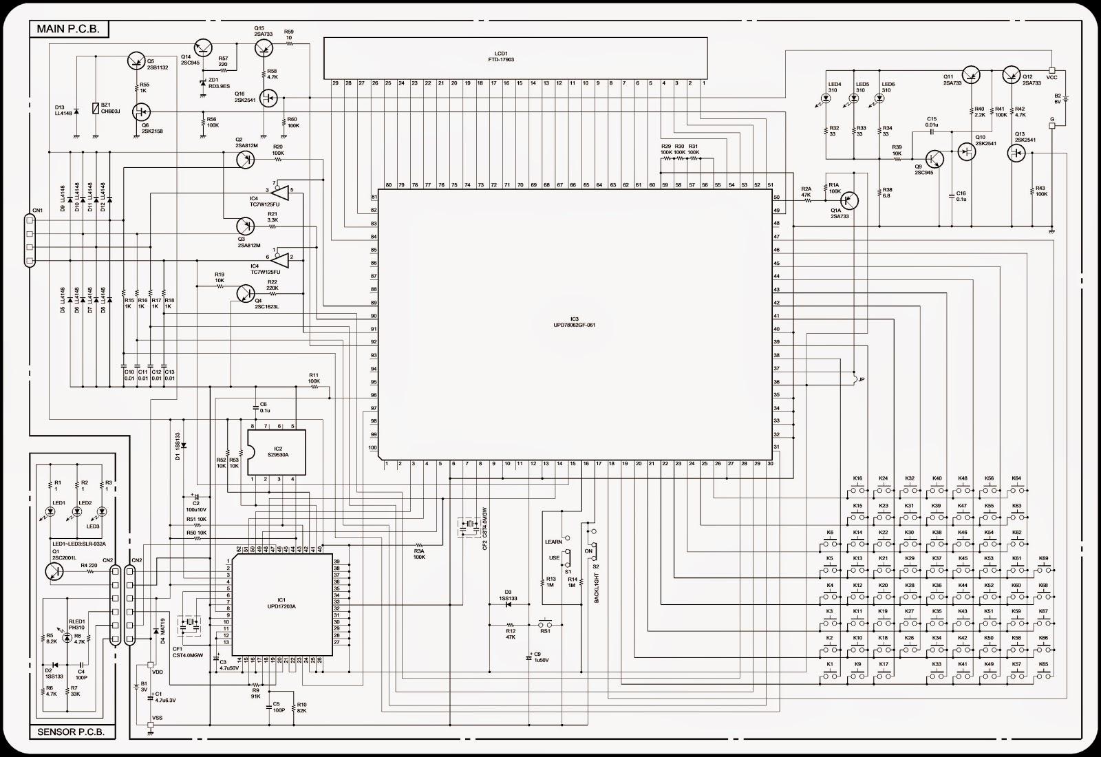 Nakamichi Soundspace 10 11 12 21 Remote Control