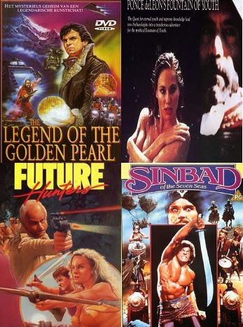 Videofilmek a 80-as évekből