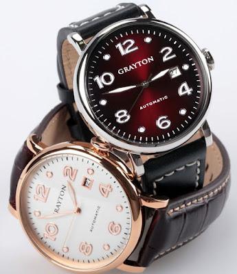 Grayton Automatic Watches