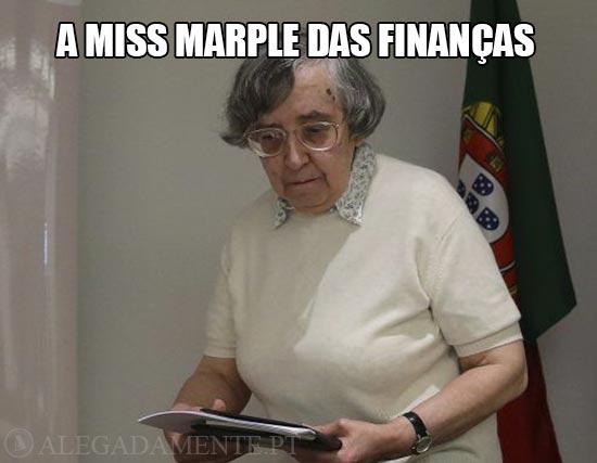 Teodora Cardoso – A Miss Marple das Finanças