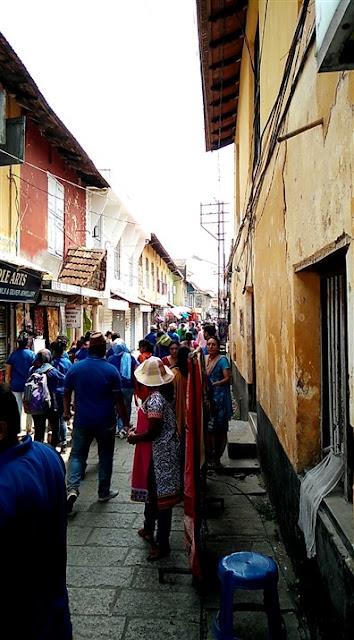 fort kochi jew street