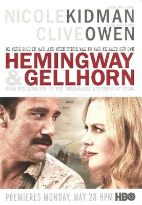 HEMMINGWAY & GELLHORN เฮ็มมิงเวย์กับเกลฮอร์น จารึกรักกลางสมรภูมิ