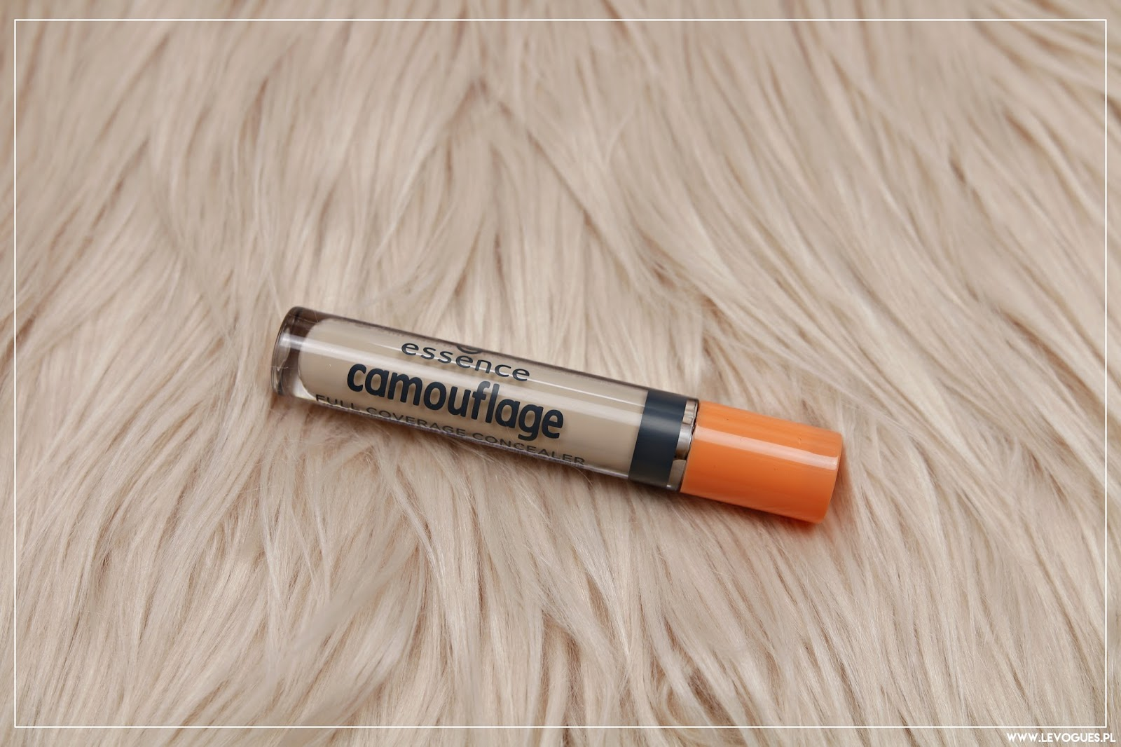 essence CAMOUFLAGE FULL COVERAGE CONCEALER korektor
