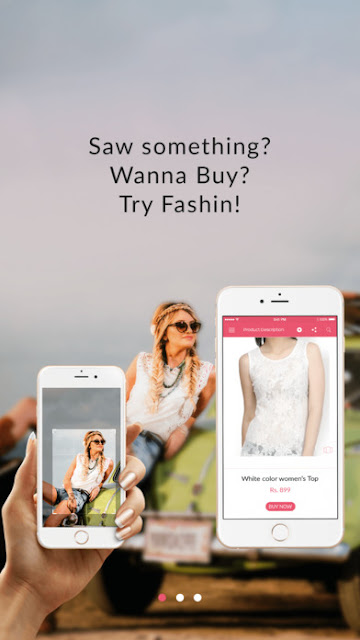Staqu Launches Fashin, world's first AI powered fashion discovery mobile app