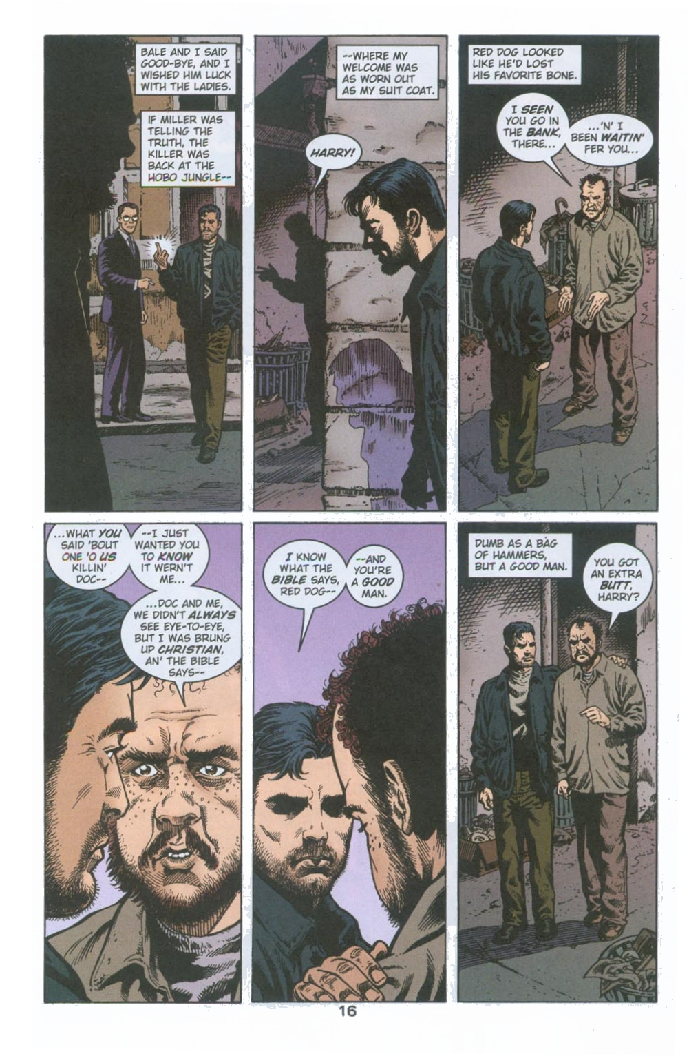Read online American Century comic -  Issue #23 - 17