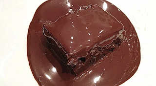 Πεντανοστιμη σοκολατοπιτα νηστισιμη