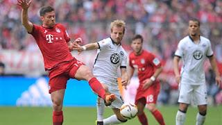 اون لاين مشاهدة مباراة شالكه وآينتراخت فرانكفورت بث مباشر 18-4-2018 كاس المانيا اليوم بدون تقطيع