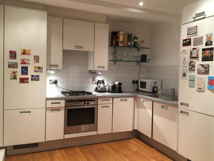 Model Desain interior dapur dengan konsep yang minimalis