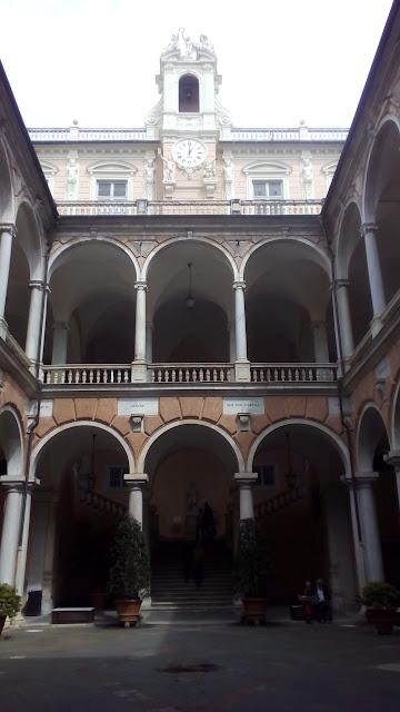 Palazzo tursi Genova