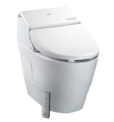 Washlet G500 smart toilet