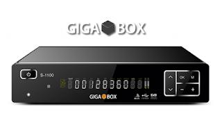Gigabox%2BS1100 Gigabox s1100 atualização v1.57 - 07/11/2016