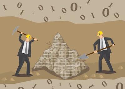 Pengertian, Fungsi, Proses dan Tahapan Data Mining